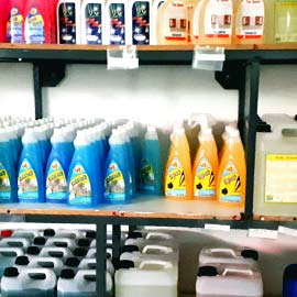 come si scelgono i detergenti