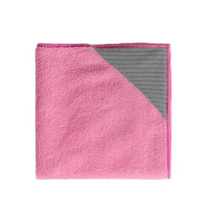 PANNO DUAL T - Set di 5 panni microfibra multiuso con angolo abrasivo Image