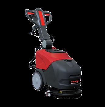 Lavasciuga Roltron 350B - Lavasciuga a batterie ideale per tutti gli ambienti e superfici Image