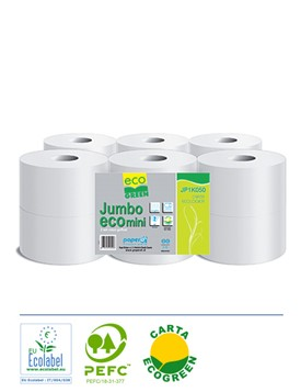 Carta Igienica Jumbo Eco Mini Image