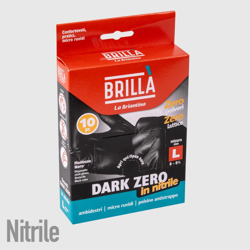 Guanti Nitrile Dark Zero Image