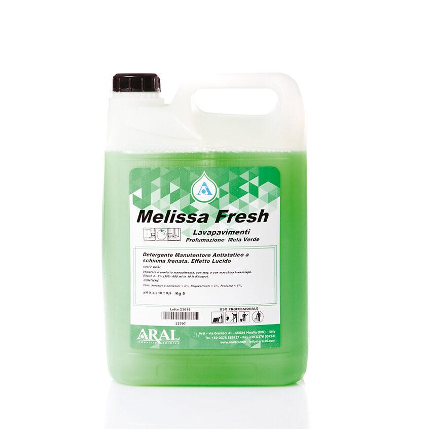Melissa Fresh - Lavapavimenti profumato alla mela verde ad effetto lucido Image